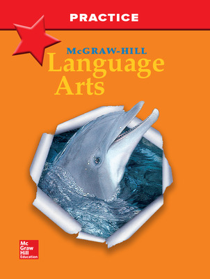McGraw Hill Language Arts Practice Book, Pupil's Edition, Grade 5