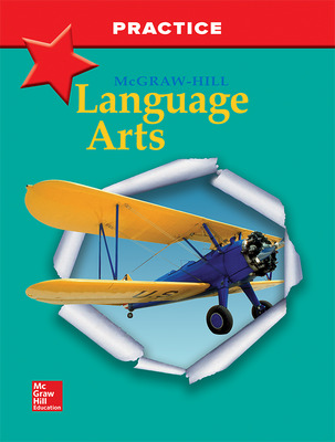 McGraw Hill Language Arts Practice Book, Pupil's Edition, Grade 6