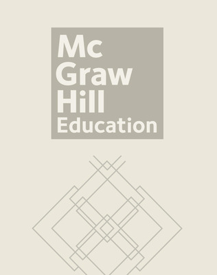 McGraw-Hill Language Arts, Grade 1, Comprehensive Assessment - Multiple Choice Blackline Masters