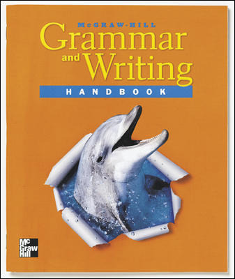 McGraw-Hill Language Arts, Grade 5, Grammar and Writing Handbook