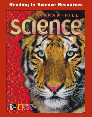 McGraw-Hill Science, Grade 5, Reading In Science Resources with Answer Key
