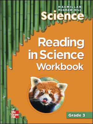 Macmillan/McGraw-Hill Science, Grade 3, Reading in Science Resources BLM