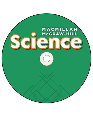 Macmillan/McGraw-Hill Science, Grade 3, Teacher Works CD-ROM