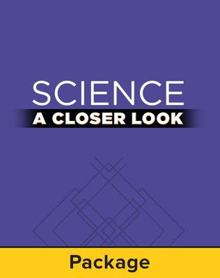 Science, A Closer Look, Grade 5, Grade Level Deluxe Kit