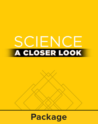 Science, A Closer Look, Grade K, Kindergarten Learning System (Kit)