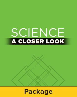 Science, A Closer Look, Grade 4, Teacher Resource Package