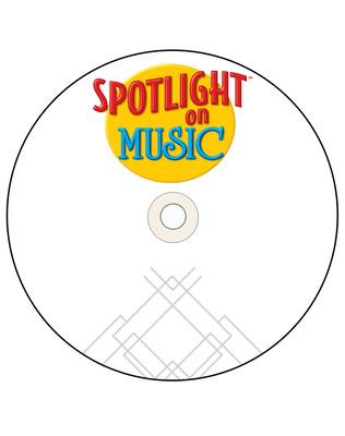 Spotlight on Music, Grades K-3, Instrument Sounds DVD