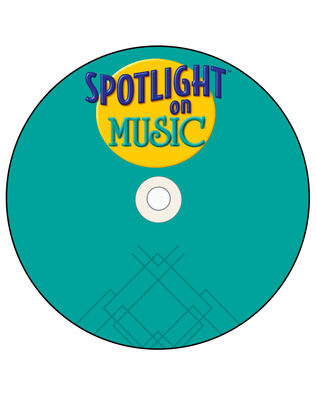 Spotlight on Music, Grade 7, TeacherWorks Plus