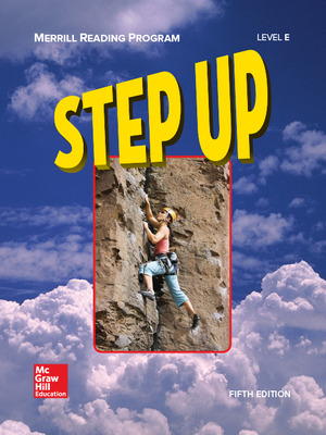 Merrill Reading Program, Step Up Student Reader, Level E