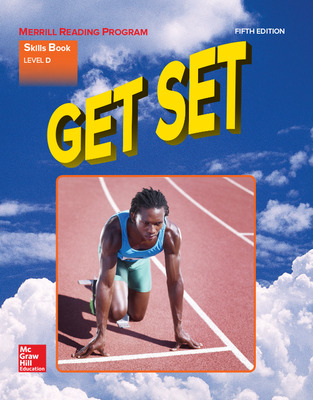 Merrill Reading Program, Get Set Skills Book, Level D