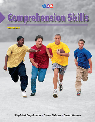Corrective Reading Comprehension Level B1, Student Workbook