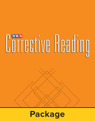 Corrective Reading Decoding Level A, Student Workbook (pack of 5)
