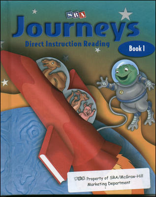 Journeys Level 3, Textbook 1