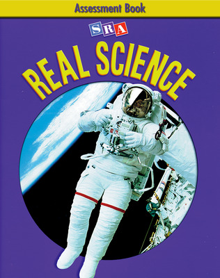 SRA Real Science, Assessment Book, Grade 4