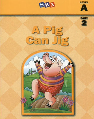 Basic Reading Series, A Pig Can Jig, Part 2, Level A
