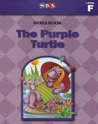 Basic Reading Series, The Purple Turtle Workbook, Level F