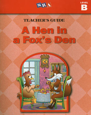 Basic Reading Series. A Hen in a Fox's Den, Teacher Guide, Level B
