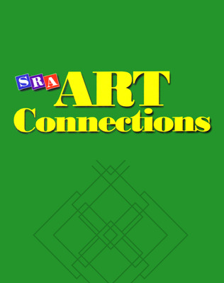 Art Connections Literature & Art, Grade K, DVD Package