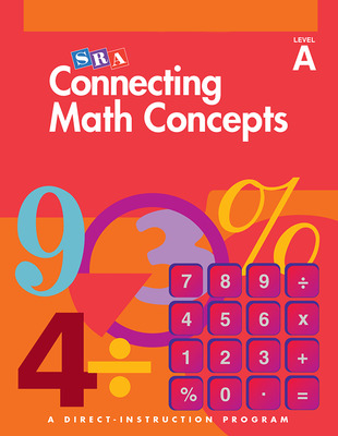Connecting Math Concepts Level A, Teacher Materials Package