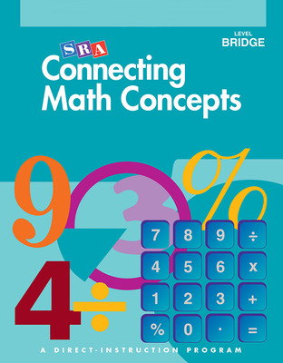 Connecting Math Concepts - Teacher Material Package - Grades 6-8, Bridge to Connecting Math Concepts