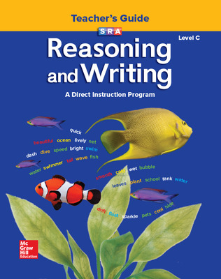 Reasoning and Writing Level C, Additional Teacher's Guide