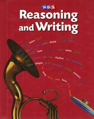 Reasoning and Writing Level F, Textbook