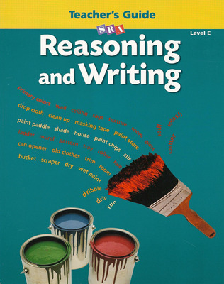Reasoning and Writing Level E, Additional Teacher's Guide