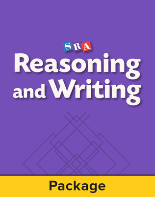 Reasoning and Writing Level D, Teacher Materials
