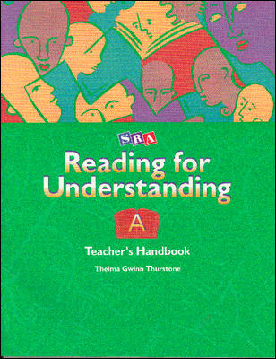 Reading for Understanding, Teacher's Handbook A, Grades 1-3