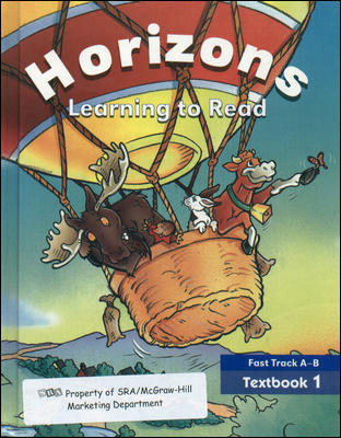 Horizons Fast Track A-B, Textbook 1 Student Edition