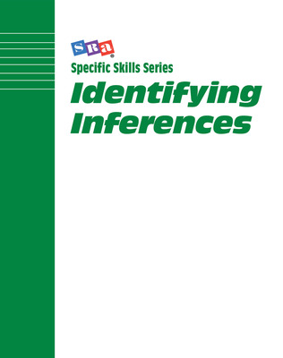 Specific Skills Series, Identifying Inferences, Book B