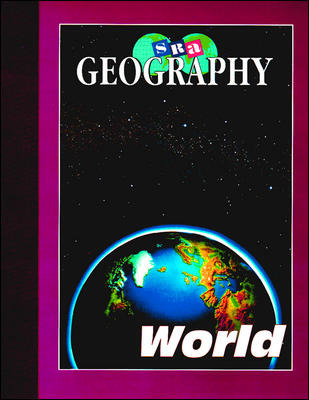 SRA Geography World Student Edition, Level 6