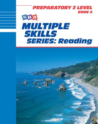 Multiple Skills Series, Preparatory Book 4