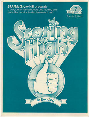 Scoring High in Reading 4th Edition Grade 7 Student Edition