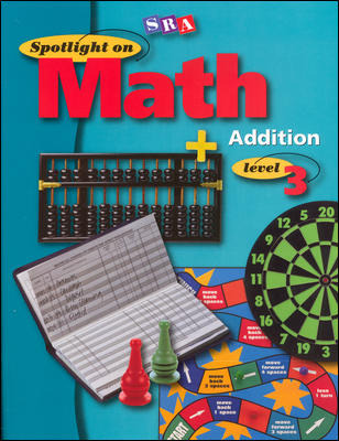 Spotlight on Math, Addition Workbook, Grade 3 (Pkg. of 10)