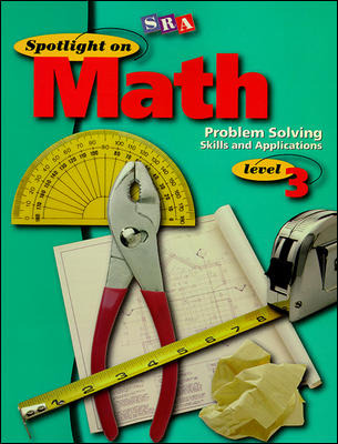 Spotlight on Math, Problem Solving Skills and Applications Workbook, Grade 3 (Pkg. of 10)