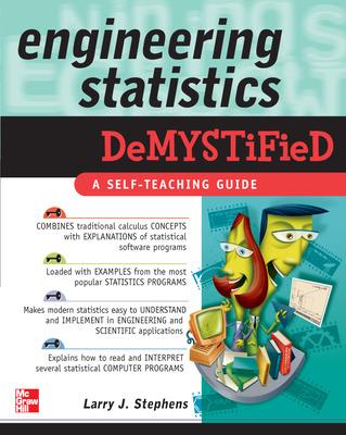 Engineering Statistics Demystified