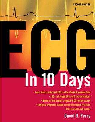 ECG in Ten Days: Second Edition