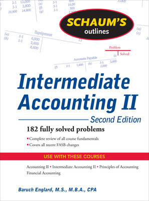 Schaum's Outline of Intermediate Accounting II, 2ed