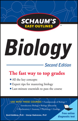 Schaum's Easy Outline of Biology, Second Edition