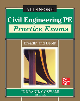 Civil Engineering PE Practice Exams: Breadth and Depth