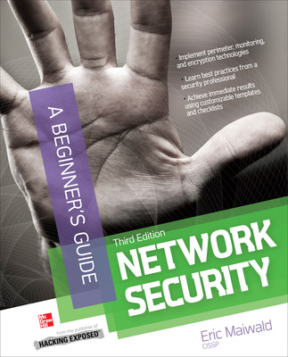 Network Security A Beginner's Guide, Third Edition