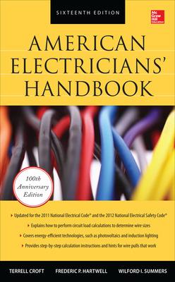 American Electricians' Handbook, Sixteenth Edition