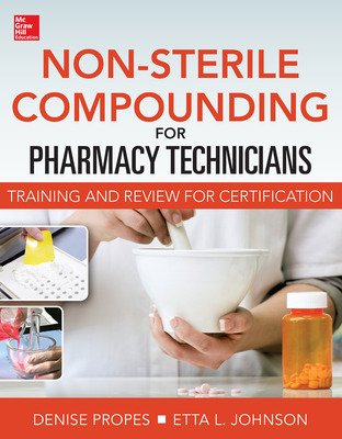Non-Sterile for Pharm Techs-Text and Certification Review