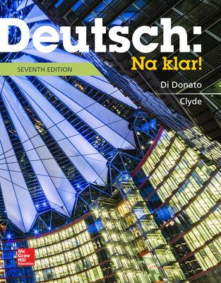 Deutsch: Na klar! An Introductory German Course (Student
