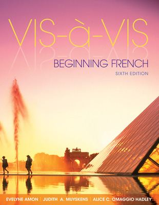 Vis-à-vis: Beginning French (Student Edition)