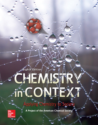 Connect 1-Semester Online Access for Chemistry in Context