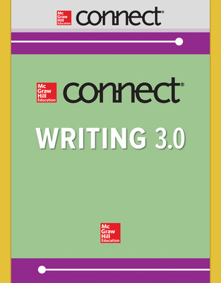 Connect Writing 3.0 Online Access