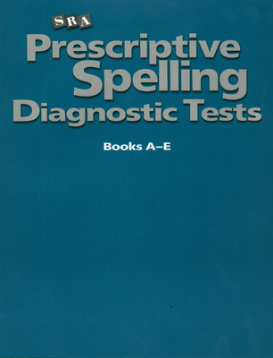 Prescriptive Spelling, Diagnostic Test