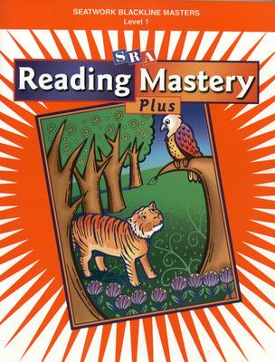 Reading Mastery Plus Grade 1, Seatwork